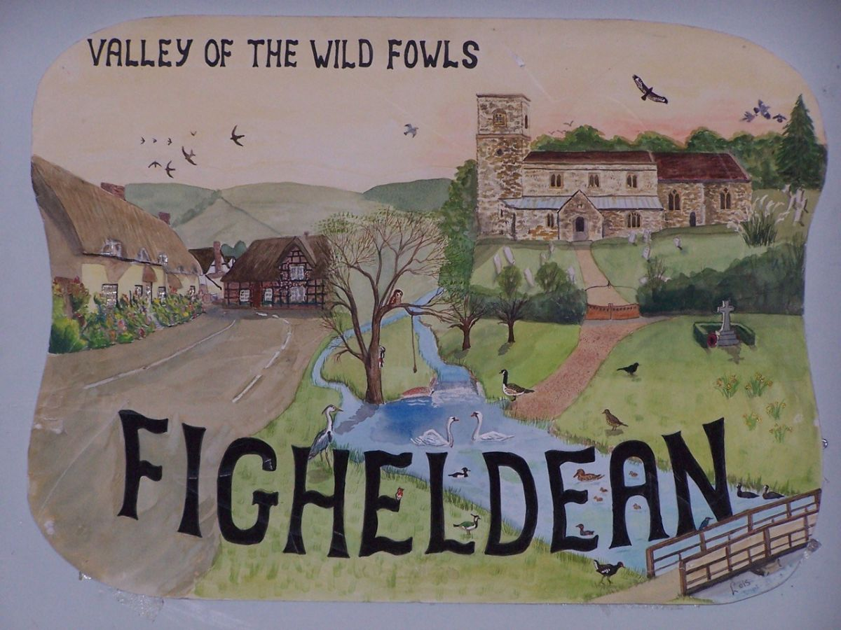 Valley of the Wild Fowls