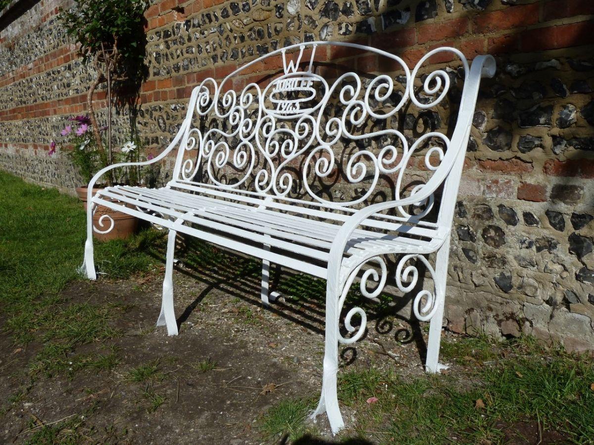 WI Jubilee Bench